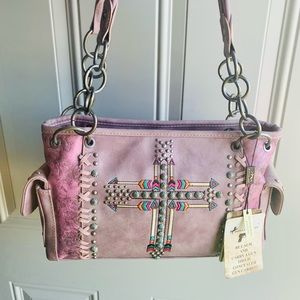 Montana west concealed carry purse NWT
